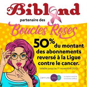 Biblond soutient #boucles roses