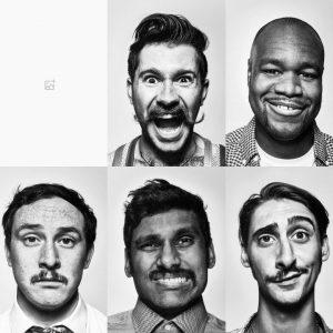 Movember* : Le mois de la moustache !