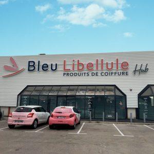 Les actus : Bleu Libellule