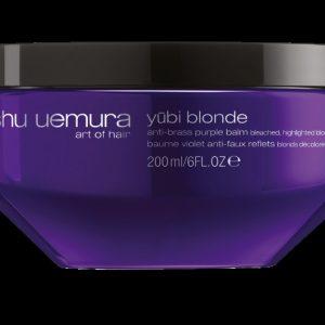 Yūbi Blonde de Shu Uemura Art of Hair