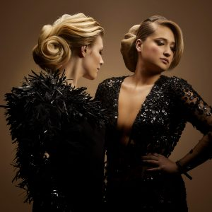 David Baehr et Eric Speich, collection Chignon Expert pour Cyléa formations