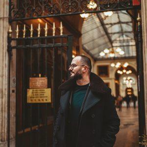 Ma vie en salon : Thierry Bordenave, un manager attentionné