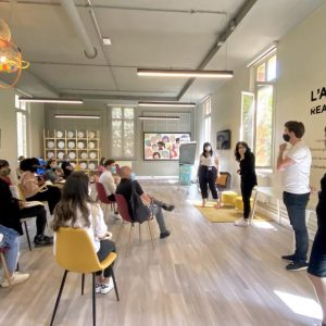 Real Campus by L'Oréal® et Initiative France, un partenariat pour les coiffeurs de demain
