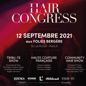 Ne manquez pas le Hair Congress 2021 !