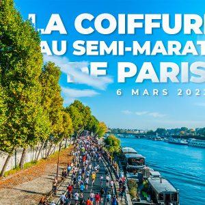 La coiffure au semi-marathon de Paris